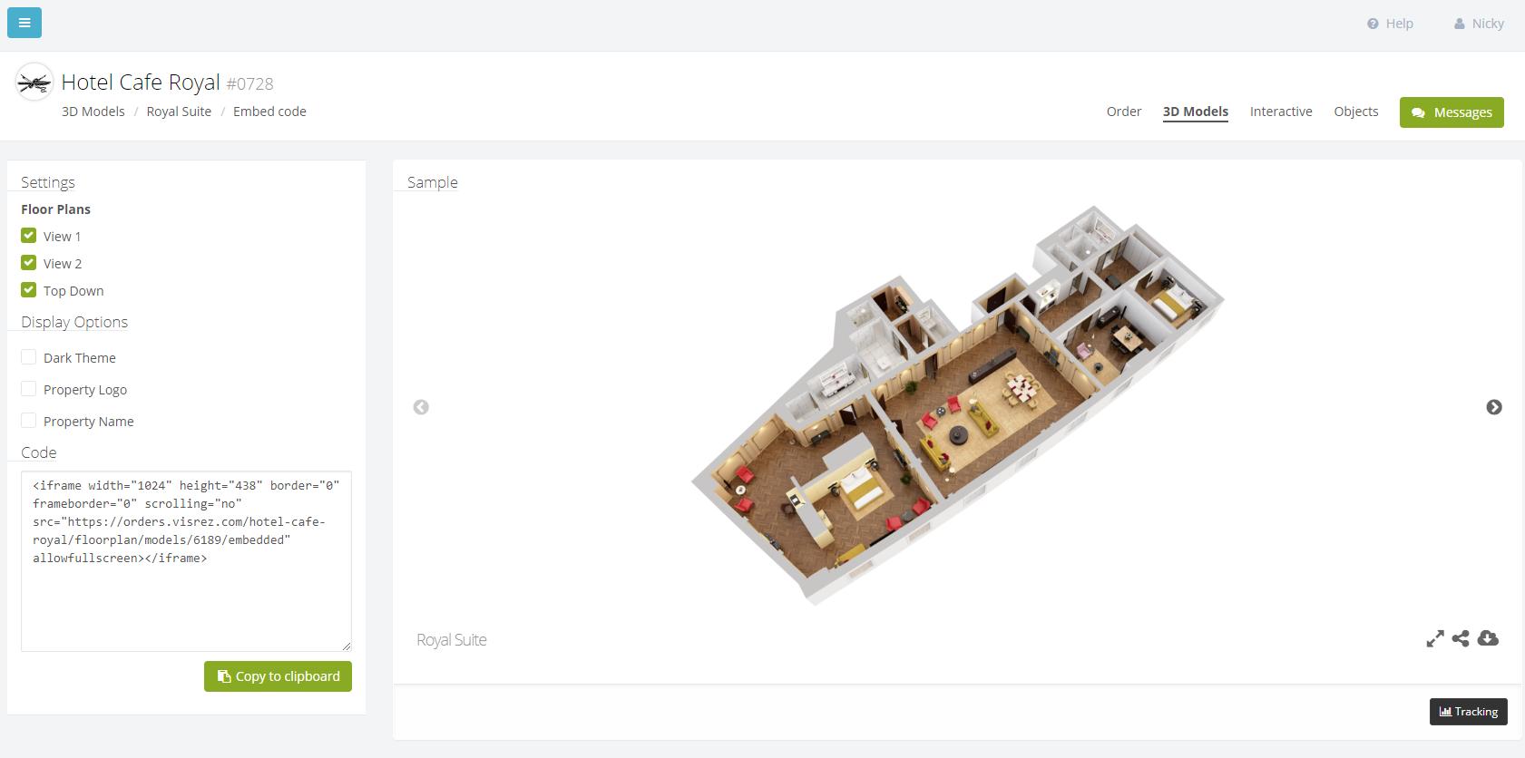 Visrez 3d Visualisation Platform Floor Plan Builder Software
